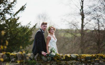 Yorkshire Dales Wedding Photo Shoot