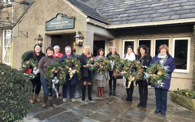 The Devonshire Flower School Christmas Workshop