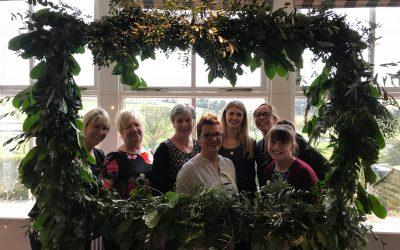 Wedding Showcase day at The Devonshire Fell Hotel Burnsall
